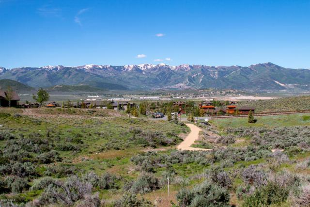 7587 Outpost Way, Park City, UT 84098 (MLS #11906574) :: High Country Properties