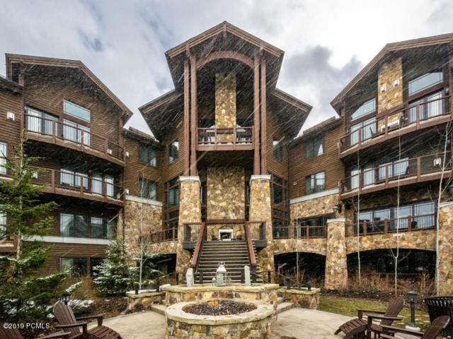 2100 Frostwood Boulevard #4147, Park City, UT 84098 (MLS #11906587) :: High Country Properties