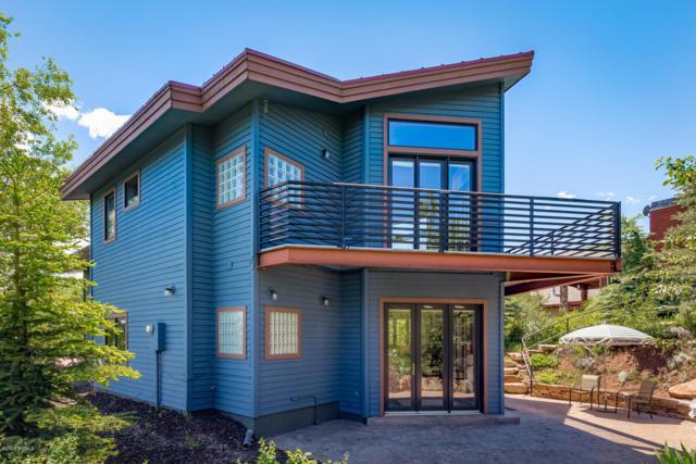 8657 N Gorgoza Drive, Park City, UT 84098 (MLS #11906660) :: High Country Properties