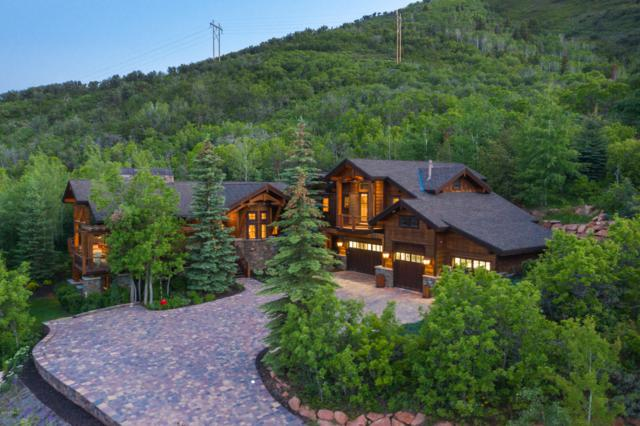 2145 Bear Hollow Drive, Park City, UT 84098 (MLS #11906664) :: High Country Properties