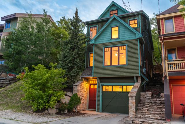 459 Woodside Avenue, Park City, UT 84060 (MLS #11906667) :: High Country Properties