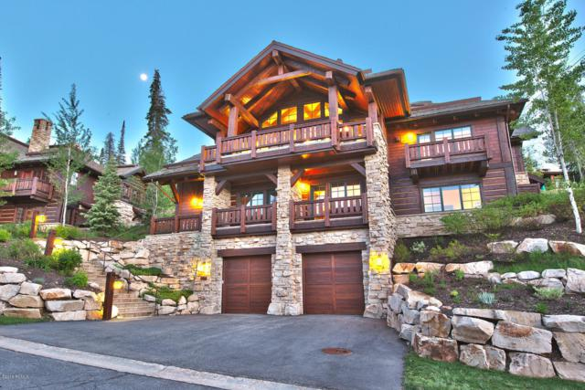 8731 Empire Club Drive #11, Park City, UT 84060 (MLS #11906723) :: High Country Properties