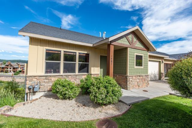 1487 Stillwater Drive, Heber City, UT 84032 (MLS #11906725) :: Lookout Real Estate Group