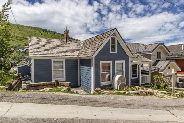 36 Prospect Avenue, Park City, UT 84060 (MLS #11906734) :: High Country Properties