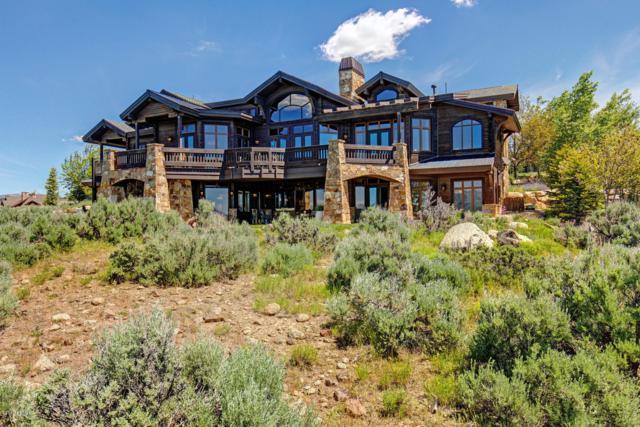 8050 N West Hills Trail, Park City, UT 84098 (MLS #11906735) :: High Country Properties