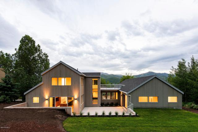 8812 N Sackett Drive, Park City, UT 84098 (MLS #11906736) :: Lookout Real Estate Group