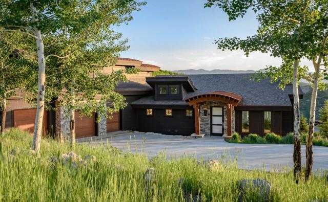 2142 E Canyon Gate, Park City, UT 84098 (MLS #11906753) :: High Country Properties