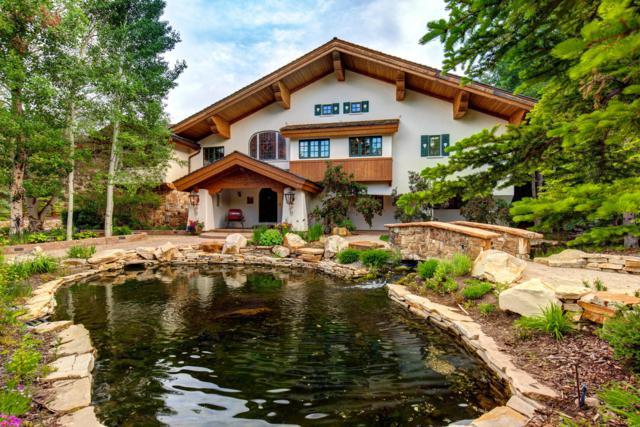 13 Hidden Splendor Court, Park City, UT 84060 (MLS #11906778) :: High Country Properties