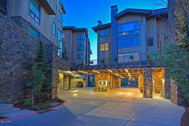 7101 Stein Circle #542, Park City, UT 84060 (MLS #11906780) :: Lawson Real Estate Team - Engel & Völkers