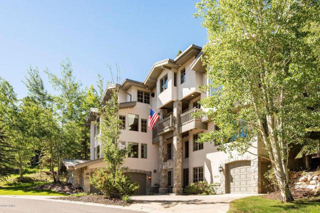 6635 Silver Lake Drive, Park City, UT 84060 (MLS #11906788) :: Lookout Real Estate Group