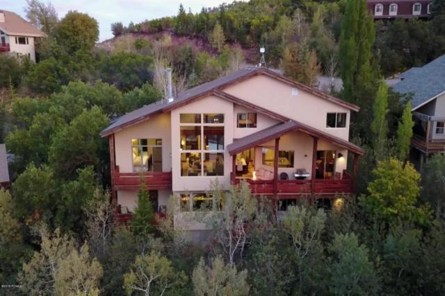 7430 Buckboard Drive, Park City, UT 84098 (MLS #11906791) :: High Country Properties