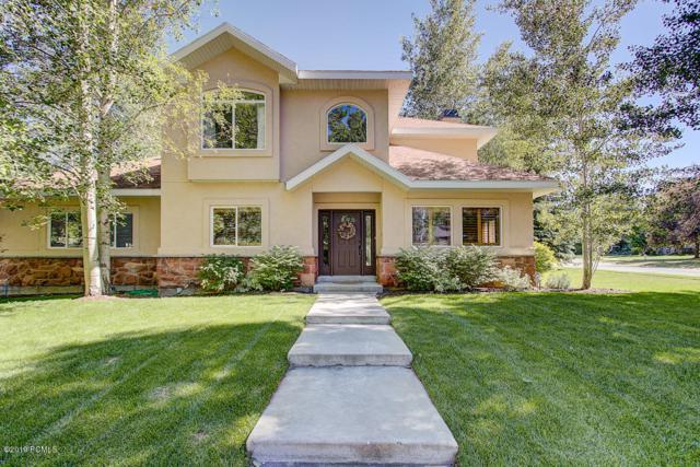 1444 Rio Grande Road, Park City, UT 84098 (MLS #11906816) :: Lookout Real Estate Group