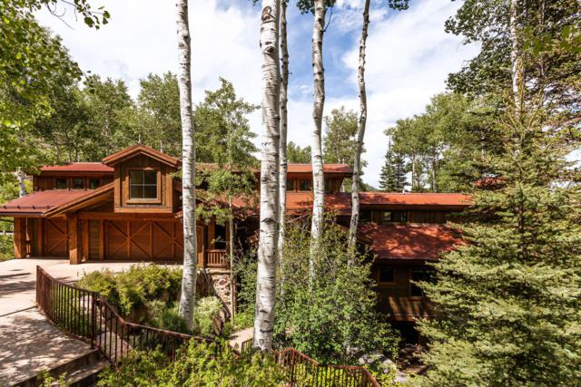 2465 Bear Hollow Drive, Park City, UT 84098 (MLS #11906819) :: High Country Properties