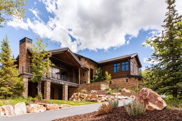 231 White Pine Canyon Road, Park City, UT 84060 (MLS #11906837) :: The Lange Group