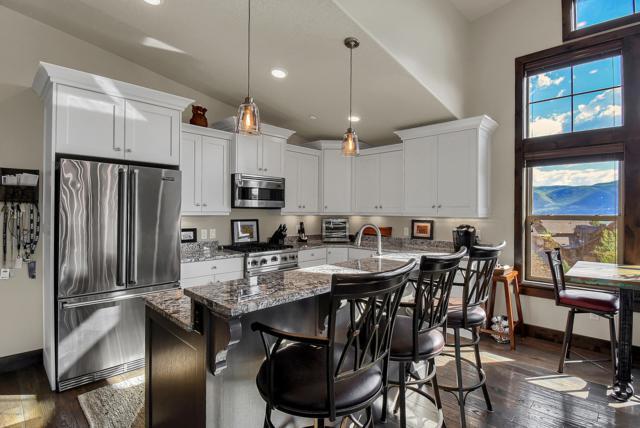 1288 Deer Park Circle #304, Heber City, UT 84032 (MLS #11906877) :: High Country Properties