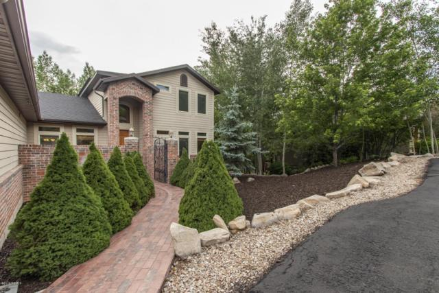 8903 Flint Way, Park City, UT 84098 (MLS #11906928) :: High Country Properties