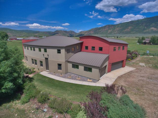 3530 N State Road 32, Kamas, UT 84036 (MLS #11906938) :: Lookout Real Estate Group