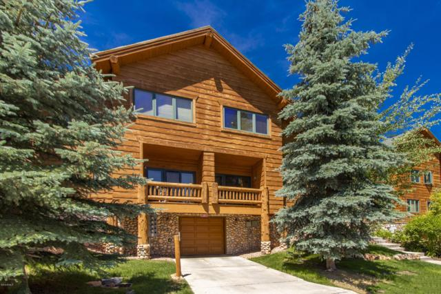 3975 N Timber Wolf Lane 2A, Park City, UT 84098 (#11906951) :: Red Sign Team