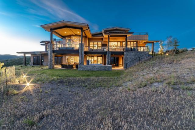 8557 N Promontory Ridge Road, Park City, UT 84098 (MLS #11906962) :: Lookout Real Estate Group