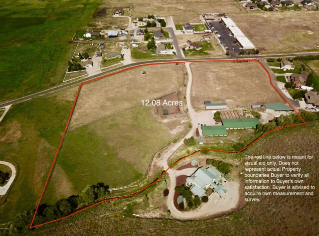 599 S Foothill Drive, Kamas, UT 84036 (#11906972) :: Red Sign Team