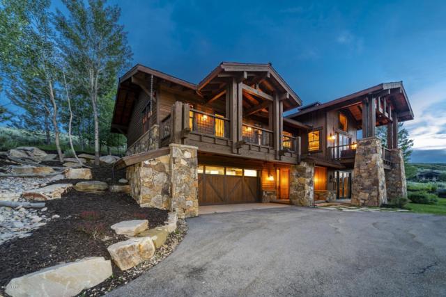 9215 N Twin Peaks Drive, Kamas, UT 84036 (MLS #11906986) :: The Lange Group