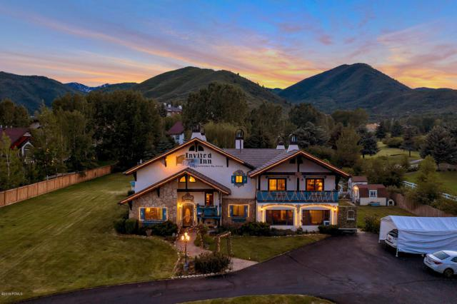 1045 Homestead Drive, Midway, UT 84049 (MLS #11907010) :: The Lange Group