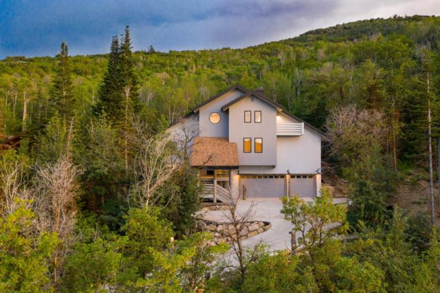 3253 Big Spruce Way, Park City, UT 84098 (MLS #11907018) :: High Country Properties