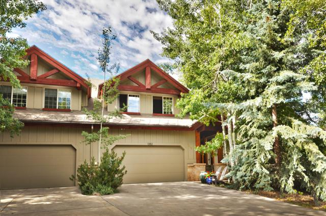 1382 W Meadow Loop Road #3, Park City, UT 84098 (MLS #11907026) :: Lookout Real Estate Group
