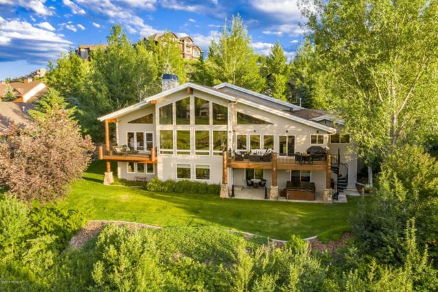 3374 W Homestead Road, Park City, UT 84098 (MLS #11907030) :: Lookout Real Estate Group