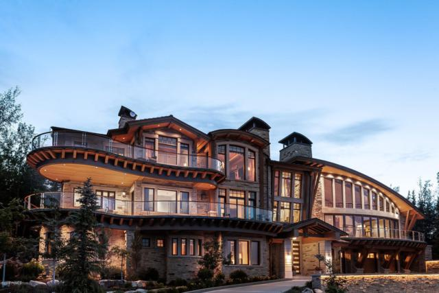 9828 N Summit View Drive, Park City, UT 84060 (MLS #11907045) :: Lookout Real Estate Group
