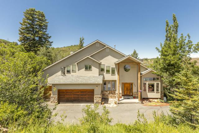 7440 Buckboard Drive, Park City, UT 84098 (MLS #11907051) :: High Country Properties