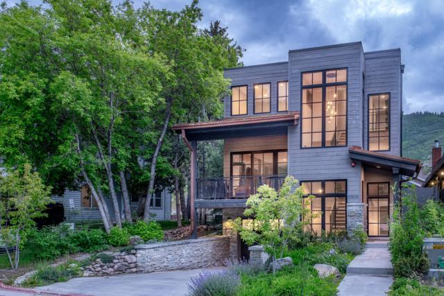1280 Park Avenue B, Park City, UT 84060 (MLS #11907067) :: High Country Properties
