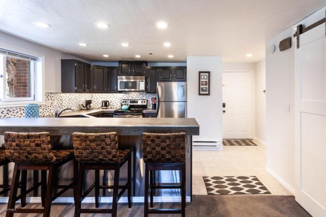 1401 Woodside Avenue #101, Park City, UT 84060 (MLS #11907069) :: The Lange Group