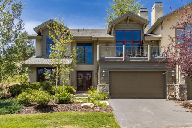 2744 Gallivan Loop #23, Park City, UT 84060 (MLS #11907077) :: High Country Properties