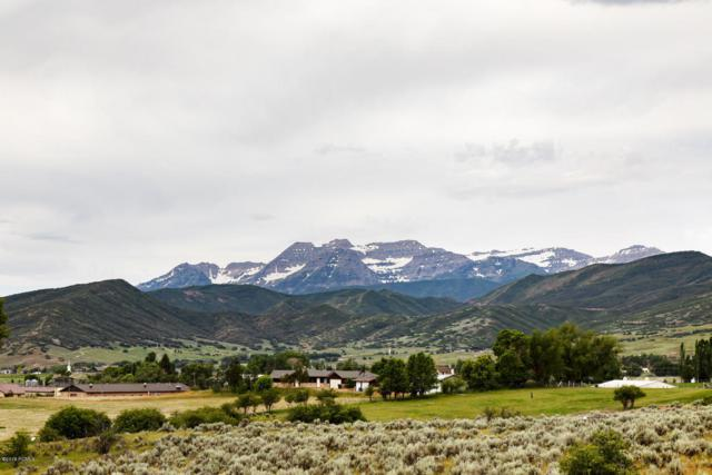 Lot 4 S Fox Den Road, Midway, UT 84049 (MLS #11907085) :: The Lange Group