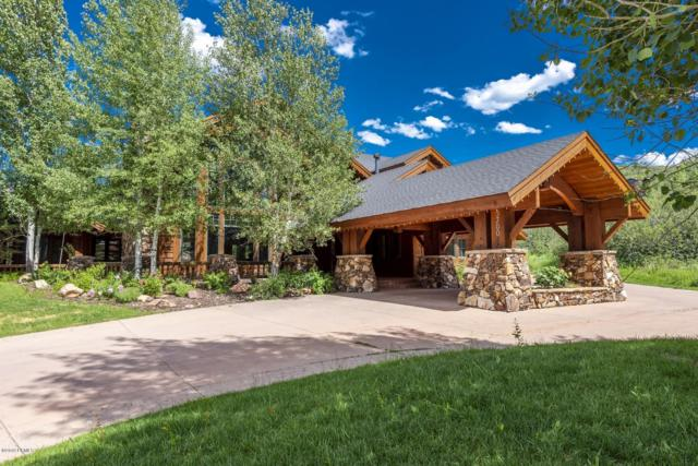 3700 Solamere Drive, Park City, UT 84060 (MLS #11907091) :: The Lange Group