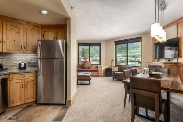 3855 Grand Summit Drive #246, Park City, UT 84068 (MLS #11907092) :: High Country Properties