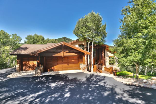 7132 Canyon Drive, Park City, UT 84098 (MLS #11907104) :: Lookout Real Estate Group