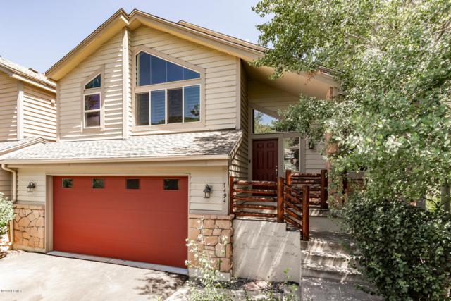 7494 Brook Hollow Loop Road 2A, Park City, UT 84098 (MLS #11907114) :: High Country Properties