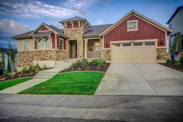 2406 Ledger Way, Park City, UT 84060 (MLS #11907122) :: Lookout Real Estate Group