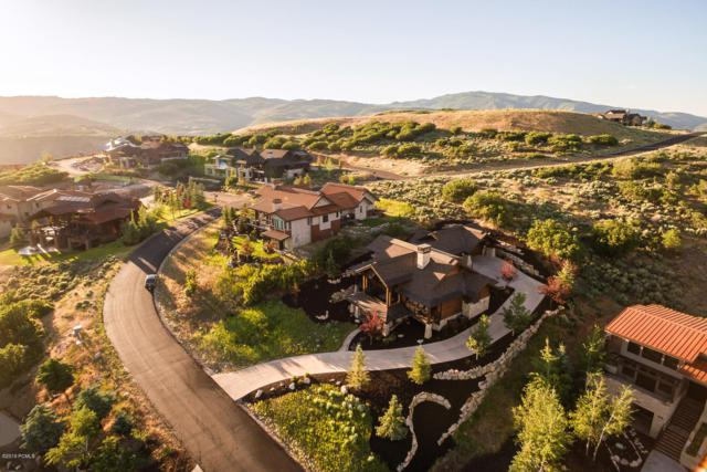 8936 N Mountain Crest Road, Park City, UT 84098 (MLS #11907156) :: High Country Properties