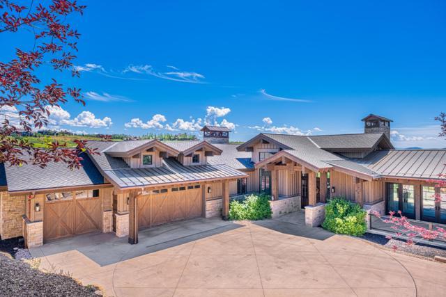 9060 N Promontory Ridge, Park City, UT 84098 (MLS #11907158) :: High Country Properties