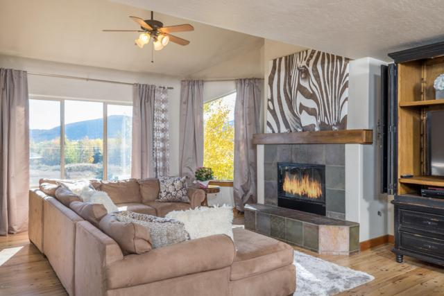 5241 Cove Canyon Drive B, Park City, UT 84098 (#11907159) :: Red Sign Team