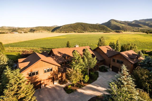 975 Abiline Way, Park City, UT 84098 (MLS #11907164) :: High Country Properties