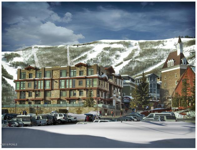 1335 Lowell Avenue #101, Park City, UT 84060 (#11907170) :: Red Sign Team