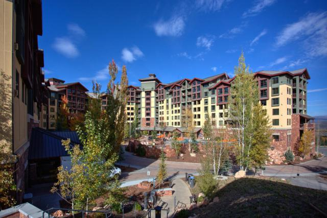 3855 N Grand Summit Drive #346, Park City, UT 84098 (MLS #11907211) :: High Country Properties