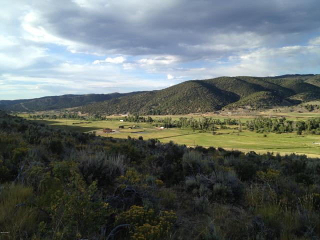 6200 N Elk Ridge, Peoa, UT 84061 (MLS #11907217) :: High Country Properties