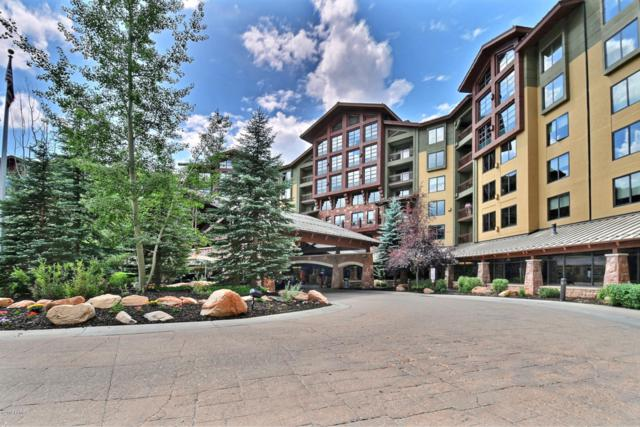 3855 N Grand Summit Drive 618/620 Q1, Park City, UT 84098 (MLS #11907225) :: High Country Properties
