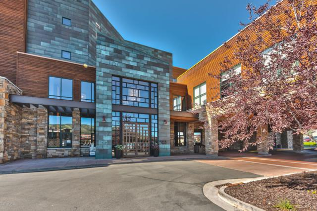 1476 Newpark Boulevard #305, Park City, UT 84098 (MLS #11907232) :: Lookout Real Estate Group