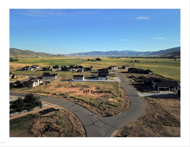 597 Spruce Way, Francis, UT 84036 (MLS #11907238) :: Lookout Real Estate Group